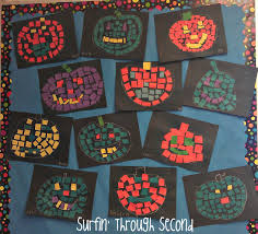 Spookley The Square Pumpkin Activities Pinterest by Mosaic Pumpkins Fall Is For Friends Pinterest Mosaics