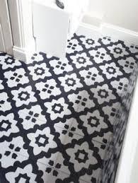 black and white tile garage floor tiles