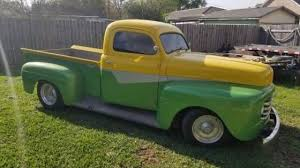 1950 Ford F1 For Sale Near Cadillac, Michigan 49601 - Classics On ... Jeff Davis Built This Super 1950 Ford F1 Pickup In His Home Shop Truck With An Audi Rs6 Powertrain Engine Swap Depot 1950s Ford For Sale Ozdereinfo The Color Urbanresultvehicle Pinterest Farm New Of 36 Craigslist Stock Drop Dead Customs My F1 4x4 Wheels And Trucks Review Rolling The Og Fseries Motor Trend Canada 1948 1949 Ford Truck Cabover Glass Classic Auto New Pickup Sri Bad Ass Street Car Spotlight Drag Youtube
