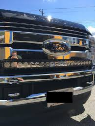 100 Truck Light Rack LED Ing Cap World