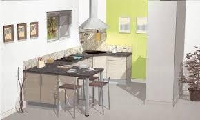 cuisine grise plan de travail bois plan de travail cuisine gris clair fabulous plan de travail gris