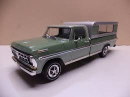 100 71 Ford Truck Moebius 19 Ranger Review By Rick Hopkins Mark Twain Hobby