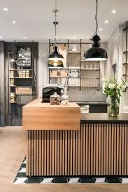 Best 25+ Cafe Bar Ideas On Pinterest   Cafe Interior, Cafeterias ... Bar Top Material Home Design Thrghout Bar Reclaimed Wood Rustic Countertop Awesome Ideas 44 Like The Wood Top And Colour Of Cabinets Also Floor Is Epoxy Lawrahetcom Concrete Countertops Kitchen Or Outdoor Concrete Countertops Resin Depot Height Tables Basement 100 Diy
