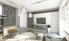 living room pendant lights rendering interior design