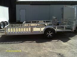 Badger Trailer And Power 7 X 14 Aluminum Utility/ATV Trailer Ramp ... Madramps Hicsumption Tailgate Ramps Diy Pinterest Tailgating Loading Ramps And Rage Powersports 12 Ft Dual Folding Utv Live Well Sports Load Your Atv Is Seconds With Madramps Garagespot Dudeiwantthatcom Combination Loading Ramp 1500 Lb Rated Erickson Manufacturing Ltd From Truck To Trailer Railing Page 3 Atv For Lifted Trucks Long Pickup Best Resource Loading Polaris Forum Still Pull A Small Trailer Youtube