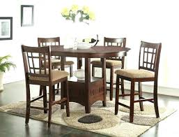 Best Dining Room Sets High Top Set Height