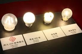 hong kong team develops the most energy efficient led filament ls