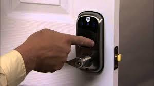 100 Auto Re Yale Al Living Touchscreen Lever Lock Programming Lock