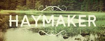 Free Hipster Outdoors Woodsy Font Haymaker