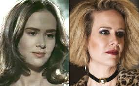 Halloween 2 Cast Then And Now by American Horror Story U0027 Stars Then U0026 Now