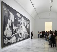 Famous Spanish Mural Artists by This Daring Painting Became One Of Pablo Picasso U0027s Most Famous