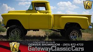 1955 Chevrolet Stepside   Gateway Classic Cars   111-DEN 1955 Chevy Truck Chevrolet Truck Side 55 59 3100 Ideal Classic Cars Llc Chevy Outrageous Hot Rod Network Pickup Cameo T158 Dallas 2016 J5l013257 Red Chevrolet Truck On Sale In Ca San Jose Custom 1st Series Elegant Pick Up Street Streetside Classics The Nations Trusted For Sale 2058344 Hemmings Motor News 1430 Wicked Garage Inc Apache 2109561