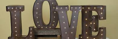 Marquee Letters & Signs