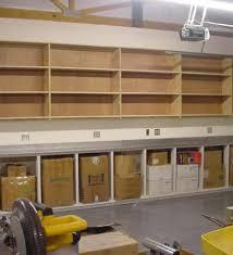 basement shelf garage shelves making wood shelves for garage