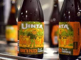 O Fallon Pumpkin Beer by The Wine And Cheese Place Uinta Brewing Funk U0027n Patch Brett