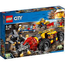 LEGO City Mining Heavy Driller - 60186 5702016109528 | EBay Technnicks Most Teresting Flickr Photos Picssr City Ming Brickset Lego Set Guide And Database F 1be Part Of The Action With Lego174 Police As They Le Technic Series 2in1 Truck Car Building Blocks 4202 Decotoys Lego Excavator Transport Sonic Pinterest City Itructions Preview I Brick Reviewgiveaway With Smyths Ad Diy Daddy Speed Build Review Youtube