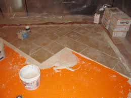 Durock Tile Membrane Kit by How To Install Schluter Ditra On Plywood Youtube