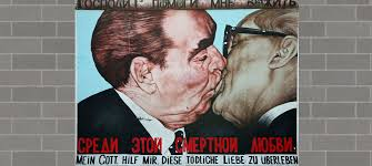 Who Coined The Iron Curtain by Art From An Evil Canvas The Berlin Wall Hip Quotient