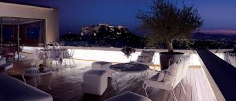 100 The New Hotel Athens THE NEW HOTEL ATHENS GREECE Black Platinum Gold