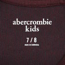 ABBA Black Kids AbercrombieKids Regular Article Children's Clothes Boys  Crew Neck Long Sleeves T-shirt Cozy Logo Graphic Tee 223-616-0101-055 Sonstige Coupons Promo Codes May 2019 Printable Kids Coupons Active A F Kid Promotion Code Wealthtop And Discounts Century21 Promo Code Pour La Victoire Heels Ones Crusade Against Abercrombie Fitch And The Way Hollister Co Carpe Now Clothing For Guys Girls Zara Coupon Best Service Abercrombie Store Locations Ipad 4 Case Lifeproof Black Friday Sales Nordstrom Tory Burch Sale Shoes Kids Jeans Quick Easy Vegetarian Recipes Canada Coupon Good One Free