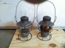 Aladdin Caboose Wall Lamp by Railroad Antique Price Guide