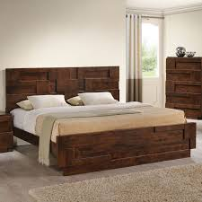 Platform Bedroom Set by Beverly Hills Furniture Maya Platform Bed Teak Hayneedle