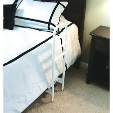 Stander Ez Adjust Bed Rail by Drive Medical Home Bed Side Helper Assist Rail Walmart Com