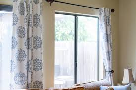 Light Blocking Curtain Liner by Diy No Sew Blackout Curtain Liners U2013 Seagrain Design