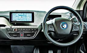 Chris Evans reviews BMW i3 The BMW 13 may well have killer looks