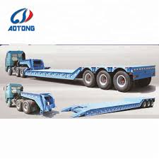 100 Semi Truck Trailers 500 Tons Hydraulic Steering And Lifting 911 Axles Modular