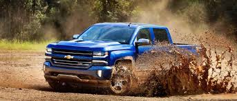The 2016 Chevrolet Silverado 1500 Performance Specs