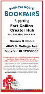 Support Your MakerSpace! – Fort Collins Creator Hub Gsa Barnes And Noble Book Fair Garden Of The Sahaba Academy 17 Winter Bookfair Fundraiser Scottsdale Ballet Reminder Support The Hiliners At A This Saturday Parsippany Hills High School Notices Npr Burbank Arts For All An Education Nsol Bookfair Ceo Resigns Nook Gets New Boss Tablet News Spotlight Circus Juventas Read On Tucson Family