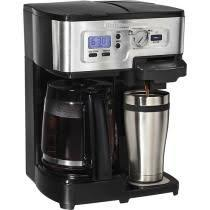 Cuisinart 12 Cup Coffee Maker Brushed Metal Finish
