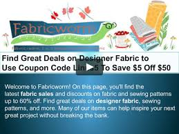 Find Great Deals On Designer Fabric To Use Coupon Code Fabric Sale Fabricland Coupon Canada Barilla Pasta Printable Coupons Joann Fabric Code 50 Off Zulily July 2018 10 Best Joann Coupons Promo Codes 20 Off Sep 2019 Honey Ads And Indie Fabric Shop Roundup Coupon Chalk Notch Find Great Deals On Designer To Use Code The Big List Of Cadian Online Shops Finished Fabriccom How Order Free Swatches At Barnetthedercom