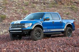 Shelby American Ford F-150 SVT Raptor Baja 700 Packs 700 HP - Motor ...