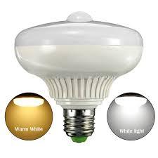 brand new 5630smd e27 12w led pir motion sensor auto energy saving