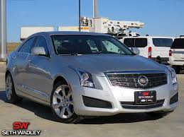 100 2014 Cadillac Truck Used ATS 20L Turbo Luxury RWD Sedan For Sale In