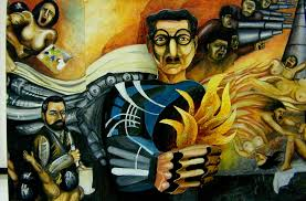 David Alfaro Siqueiros Murales Con Nombre by El Resurgimiento Del Arte Nacionalista Descripción