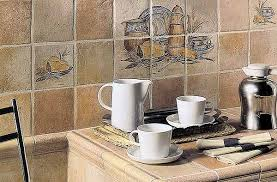 Image Of Modern Kitchen Wall Tiles
