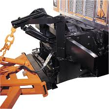 Hitch Systems For Trucks | Municipal Truck Snow Plow Hitch, Snow ...