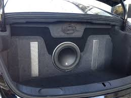 100 Truck Subwoofer Boxes Chevy Sub Box Fresh 2014 2016 Chevy Impala Box