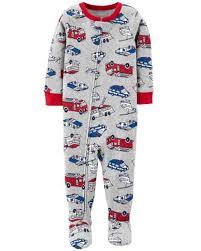 1-Piece Hero Snug Fit Cotton PJs | Carter's OshKosh Canada