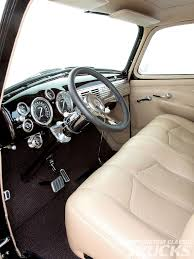 1950 Chevy Truck Interior Pictures | Old Truck | Pinterest | Truck ... Ez Chassis Swaps 1949 Chevrolet 3100 True Blue Hot Rod Network Stance Works Larry Fitzgeralds Chevy Pickup Chevygmc Pickup Truck Brothers Classic Parts Rocky Mountain Relics Lowrider Magazine Vintageupick Company Miami Florida 1950 Demolition Sold Old Gmc Trucks Go Through Kooks Basement Of Parts And Look 1 12 Ton Jim Carter Guy Chad Worths Chevs Of The 40s News