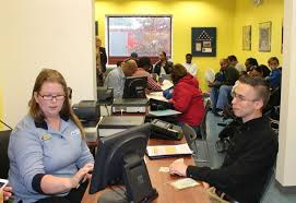 Mega Passport Center opens in Woodbridge Post fice Potomac Local