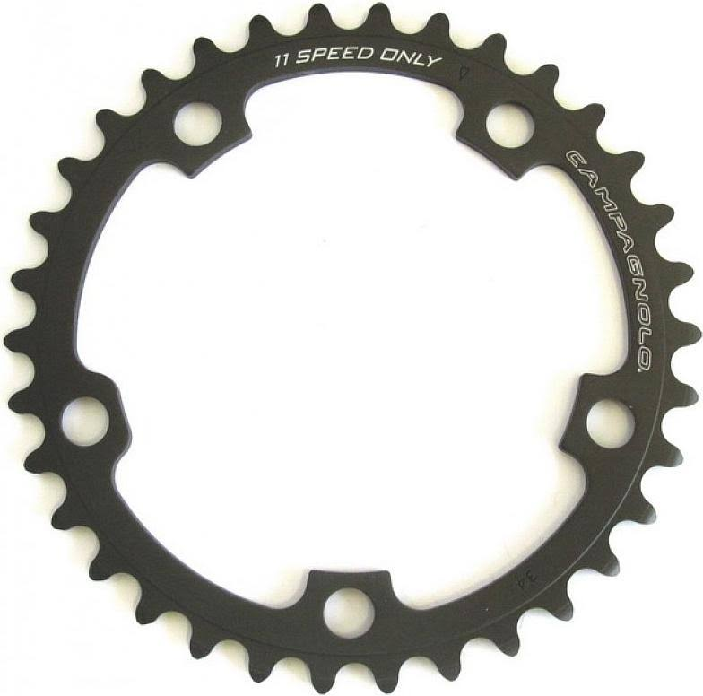 Campagnolo Record Compact Chainring - 50T for 36T