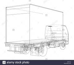 100 Truck Drawing Mini Delivery Cargo Stock Photos Mini