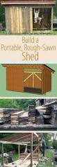 4x6 Wood Storage Shed by Best 25 Portable Storage Sheds Ideas On Pinterest Portable