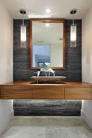 Chandelier Over Bathroom Sink by Best 25 Bathroom Pendant Lighting Ideas On Pinterest Bathroom