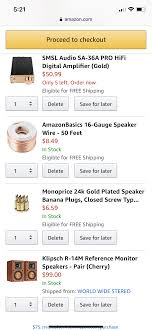Thinking Of Finally Getting Some Speakers For My Room. Does This ... Monoprice Discount Vintage Pearl Coupon Code 2018 20 Off Coupons Promo Codes Wethriftcom April Xm Save Sitewide At On Thousands Of Products Today Only Amazon Free Shipping And Handling Hotel Denver Latest Coupons Offers August2019 Get 65 Monoprices 50 Bulk Discount On Any Item With This Coupon Code How Thin Affiliate Sites Post Fake To Earn Ad Commissions Parts Select Evening Standard Meal Deals 4th July Week Deals Hardforum