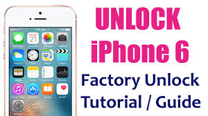 How to Unlock iPhone 6 Plus Unlocking Tutorial & Guide